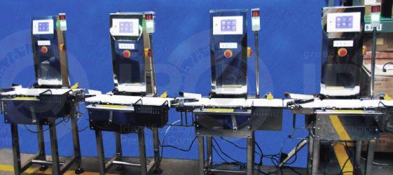 Verificadores de peso en banda WIM-systems